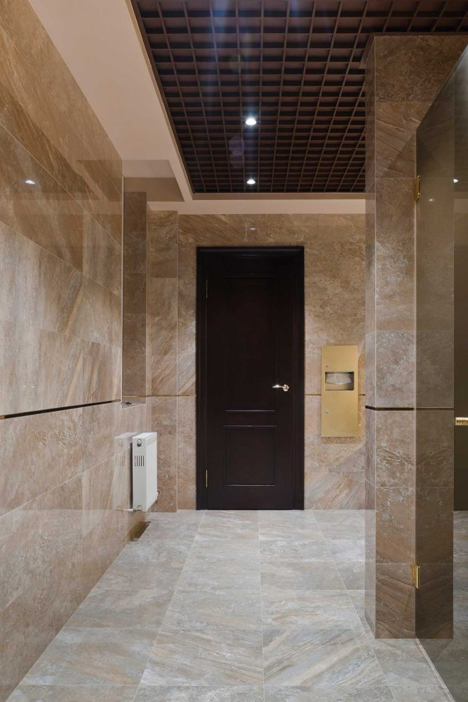 amenajări interioare baie