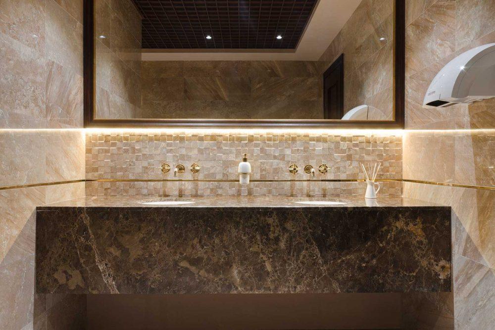 modern small bathroom design