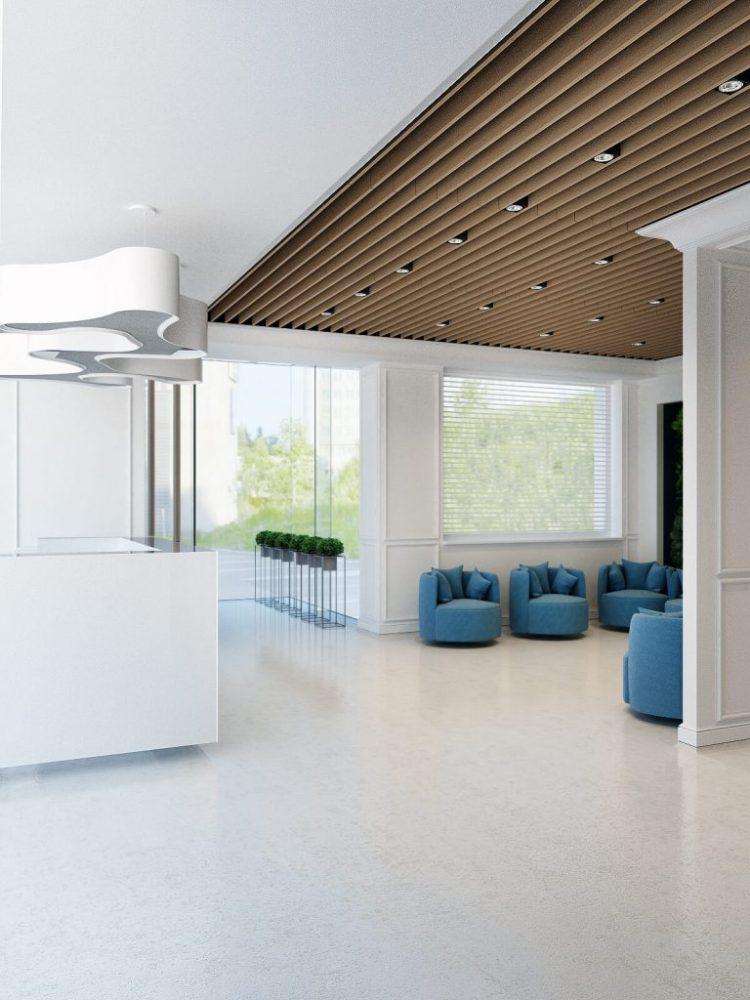 Dental office design concepts