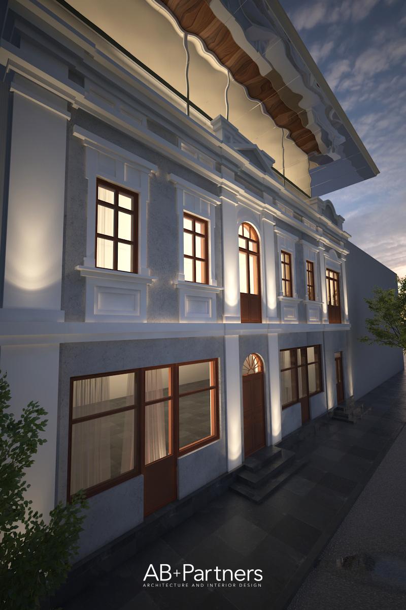 Arhitectura moderna a unei case