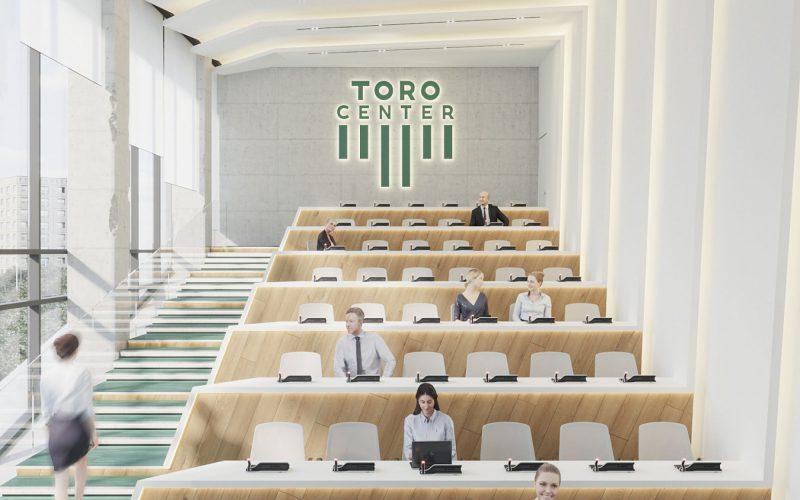 Auditorium – Toro Center