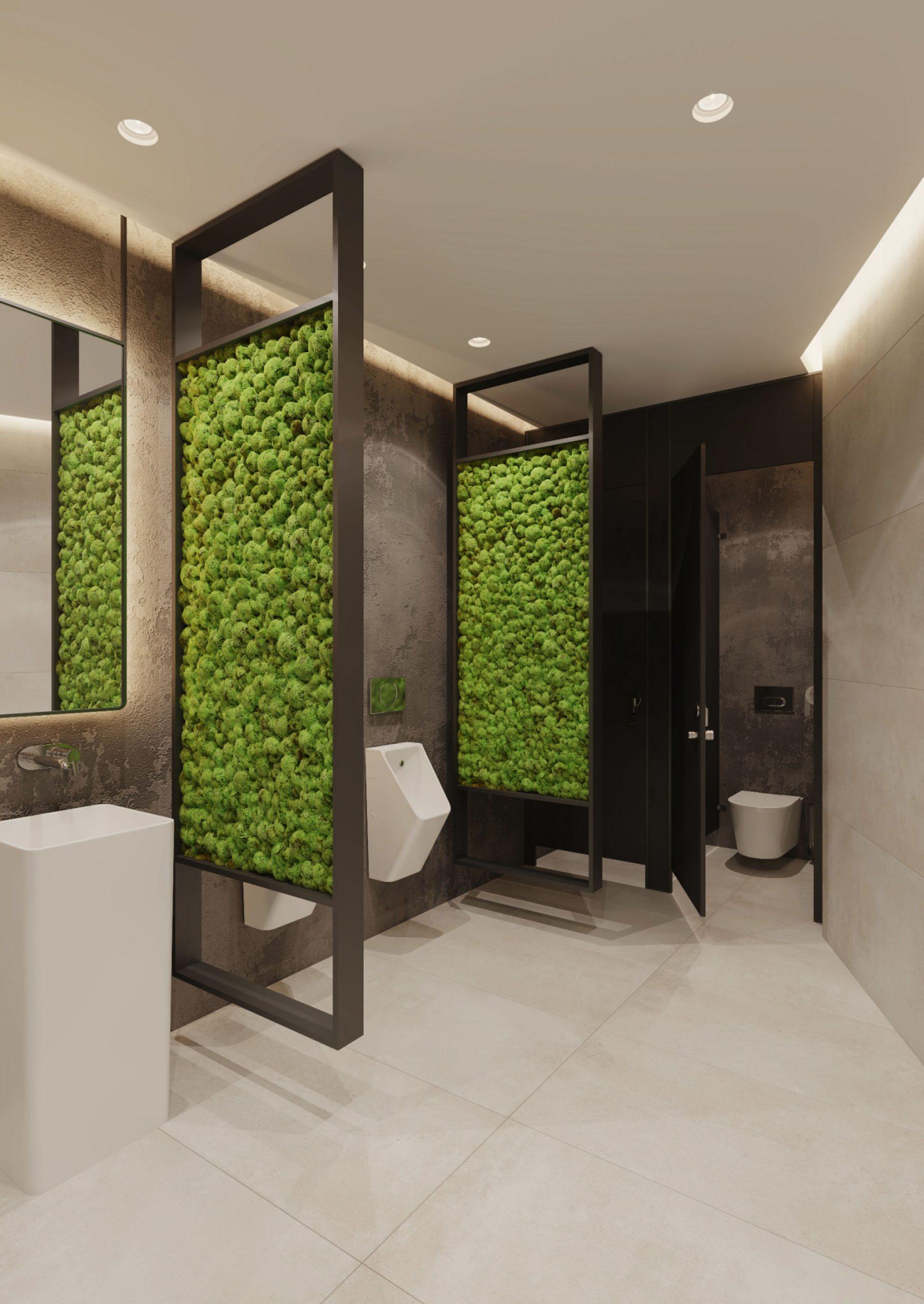 Design interior baie moldova