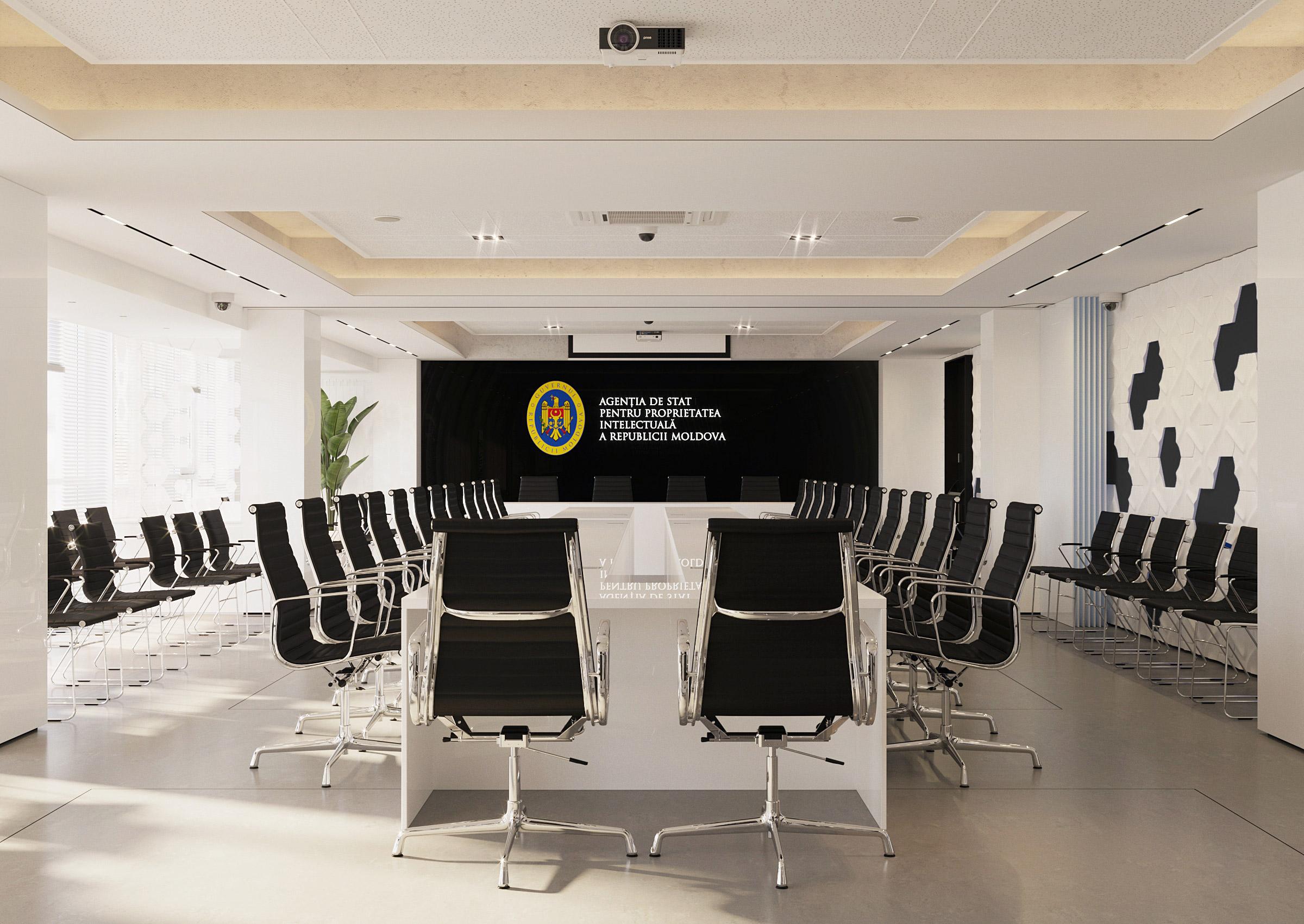 Sală de conferințe AGEPI