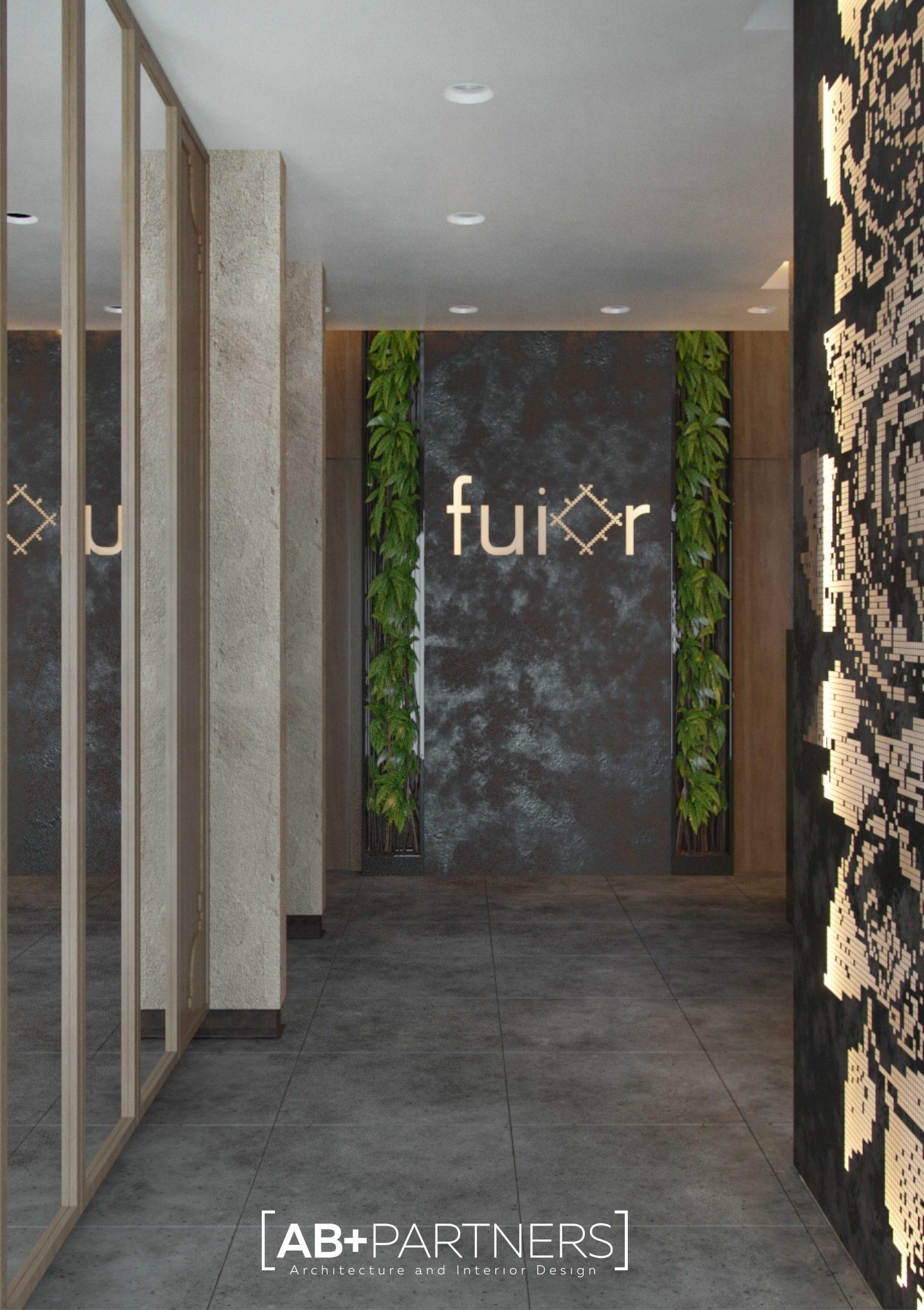Design interior restaurant