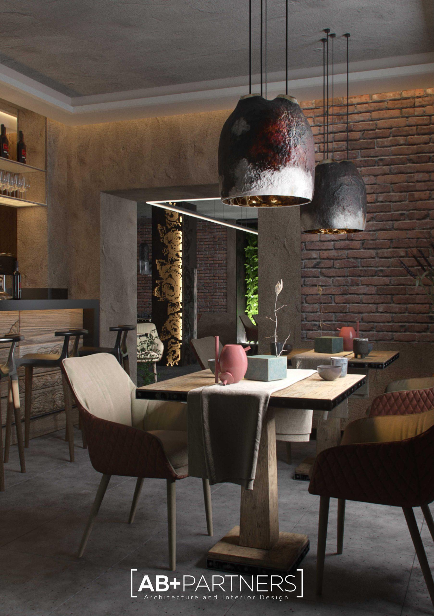 Design interior restaurant poze