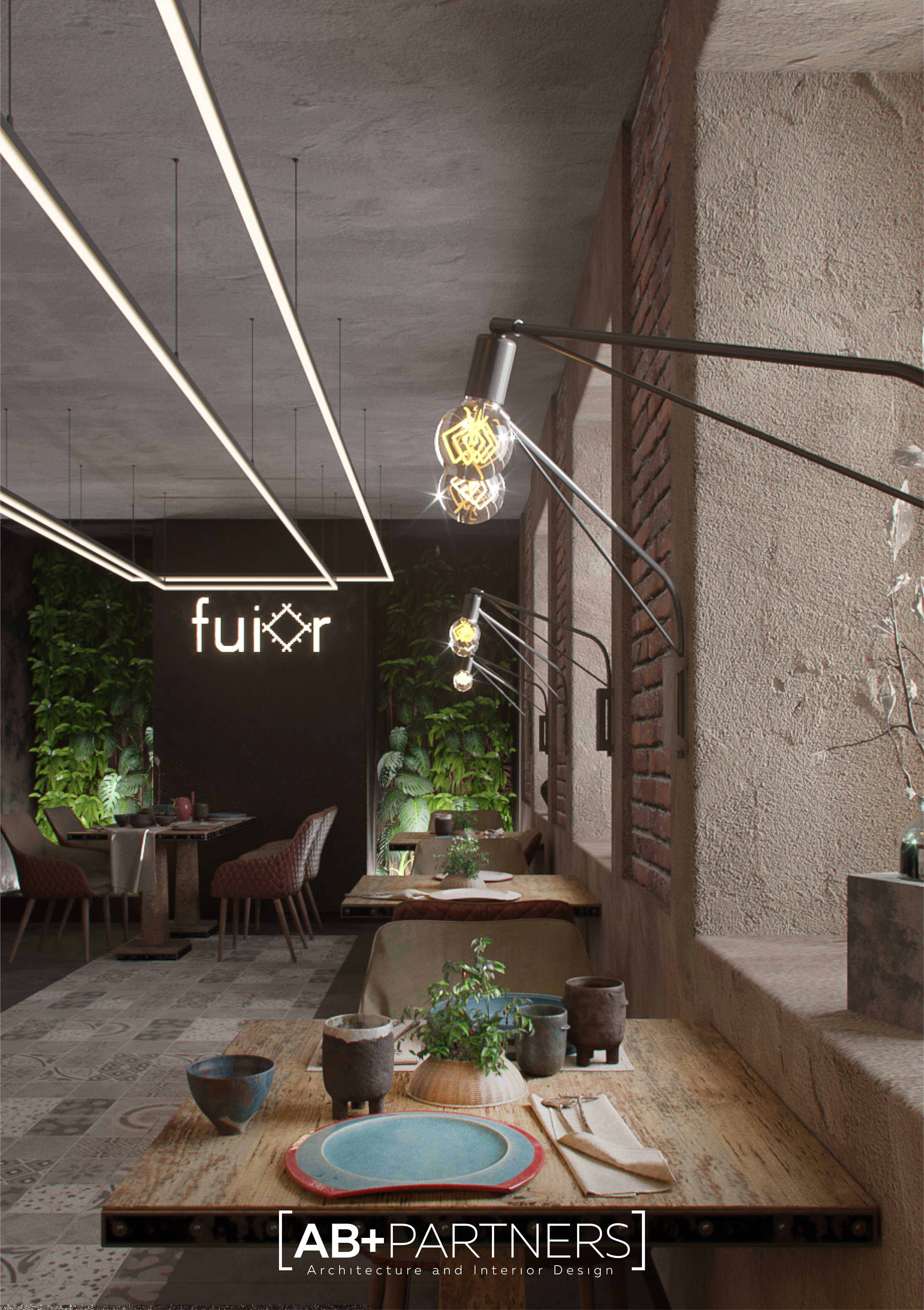 FUIOR - restaurant în Chișinău cu un design tradițional reinventat
