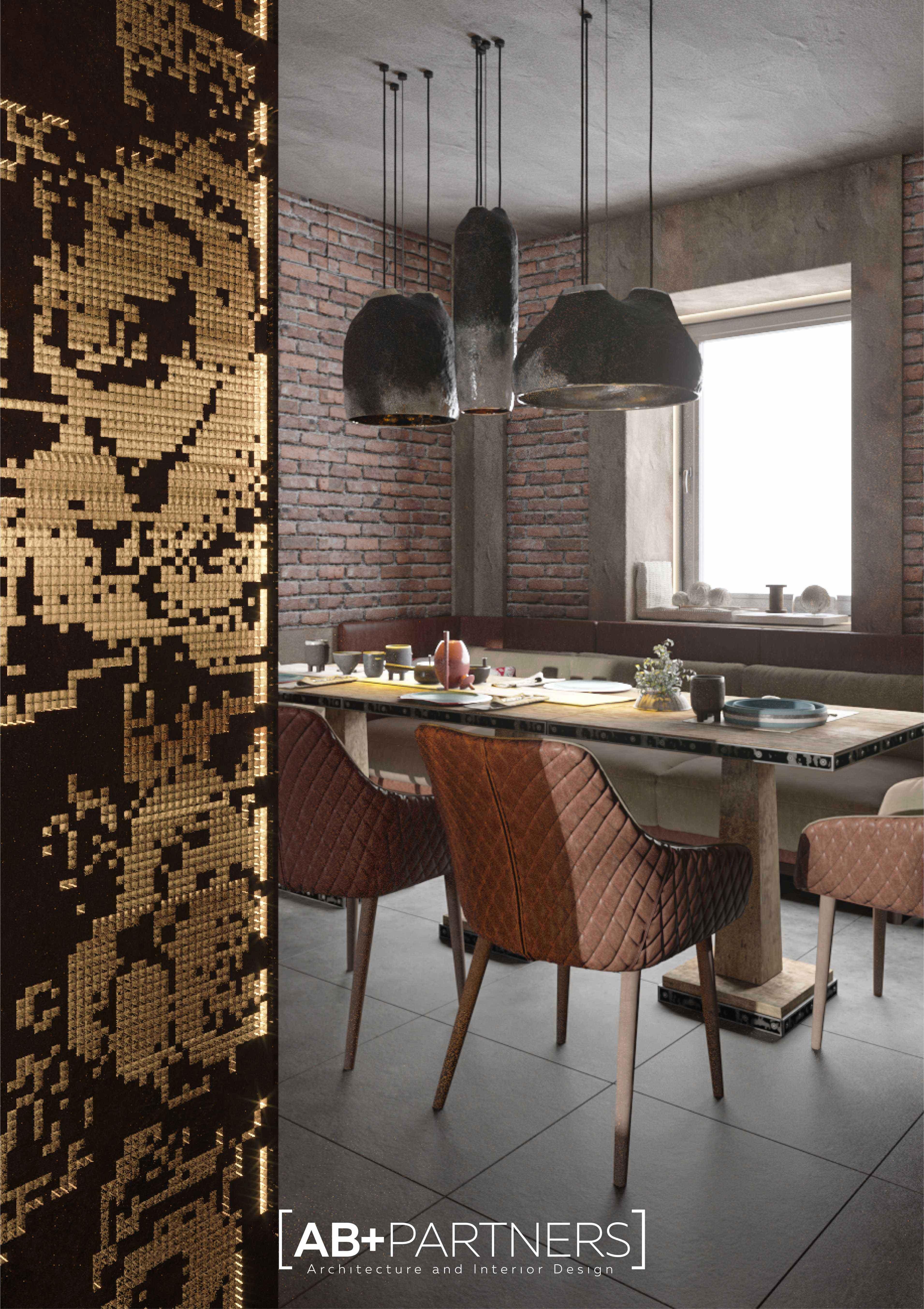 Design interior restaurant idei
