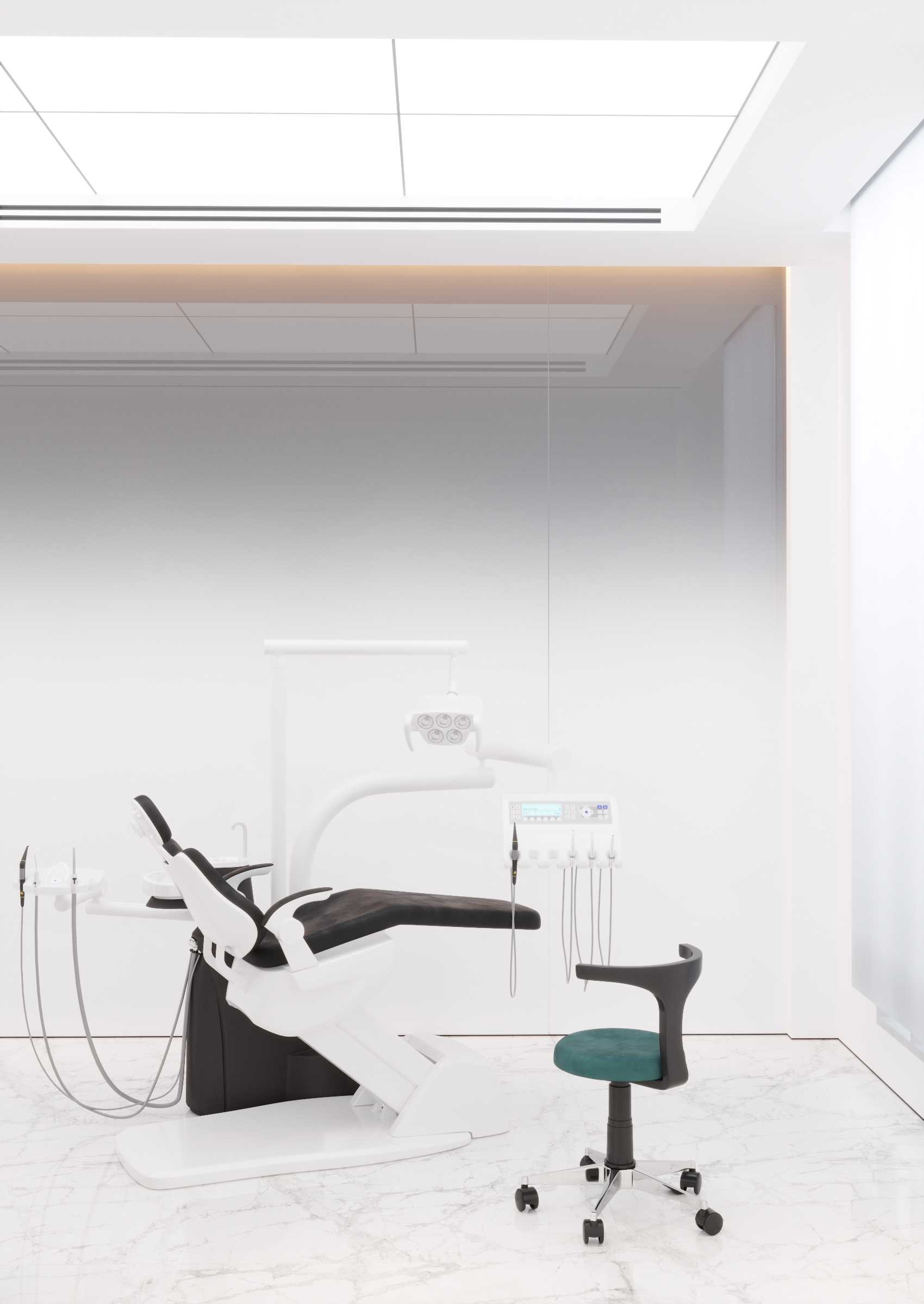 Design interior clinica stomatologica