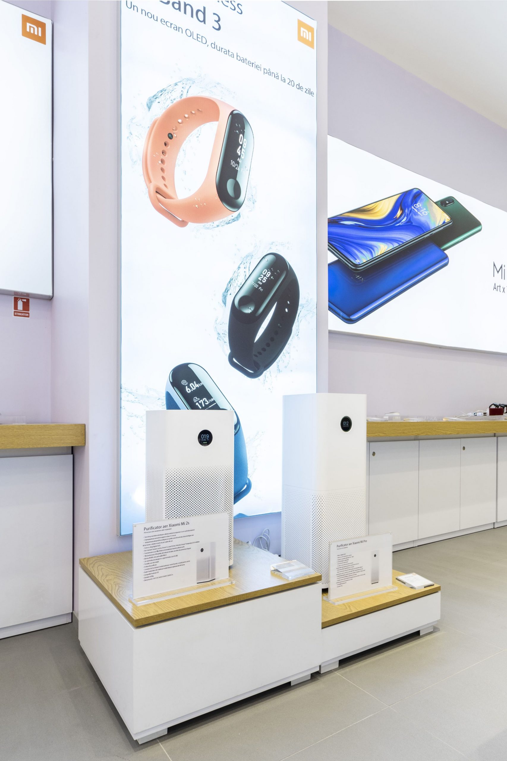 Xiaomi Store: Originality of Constrains