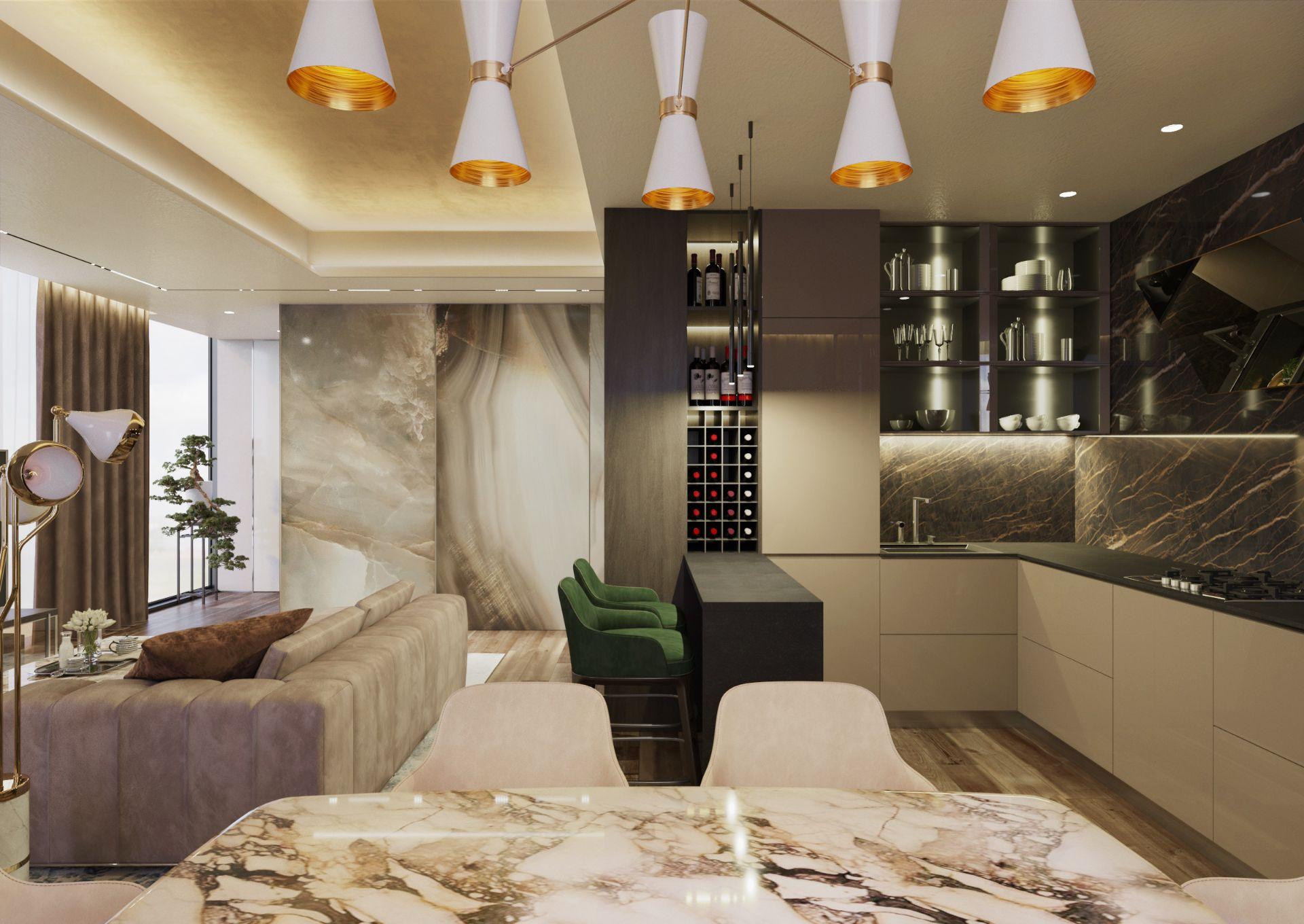 design interior apartamente chisinau