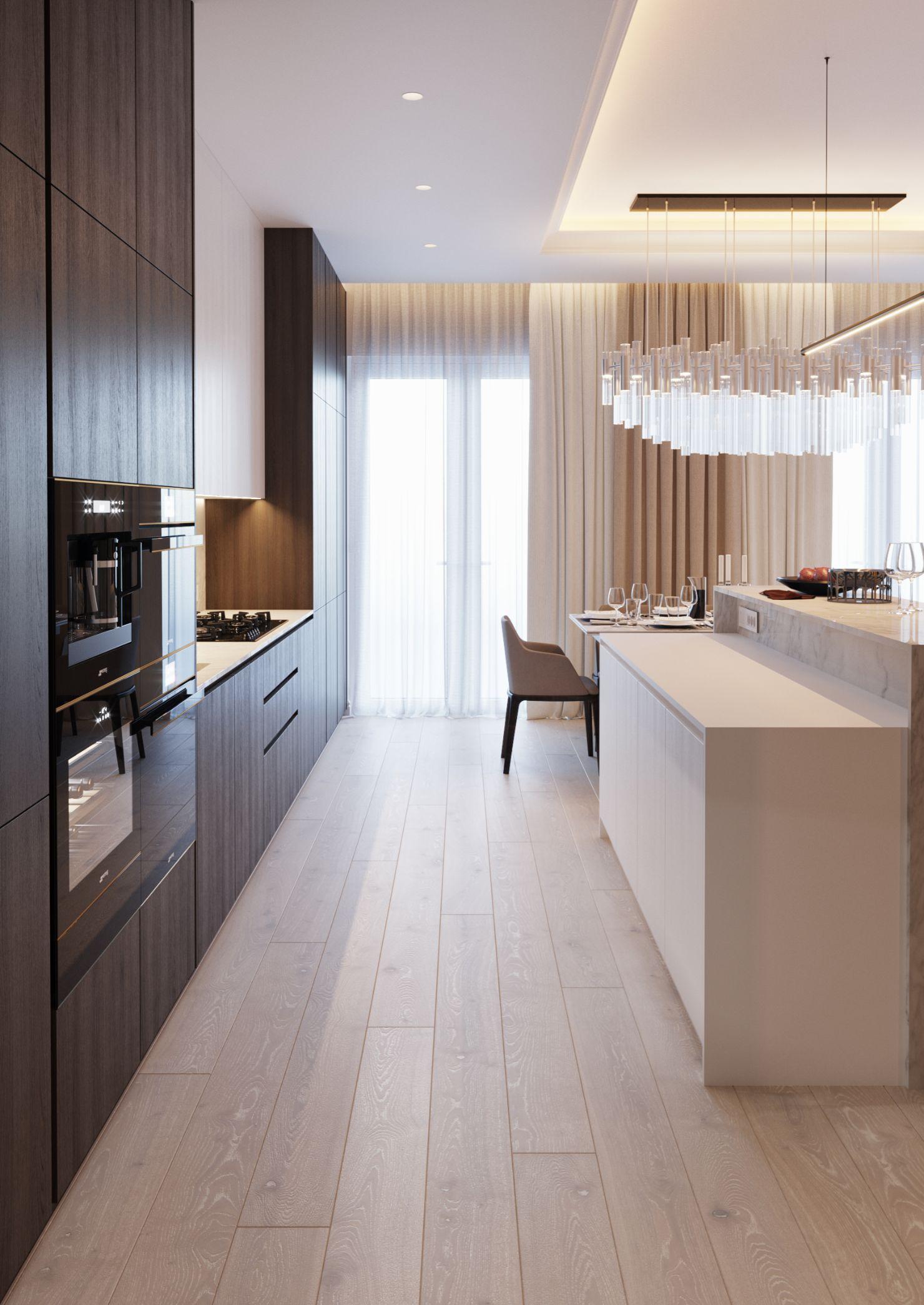 Amenajare interioară modernă - ARMN Apartament