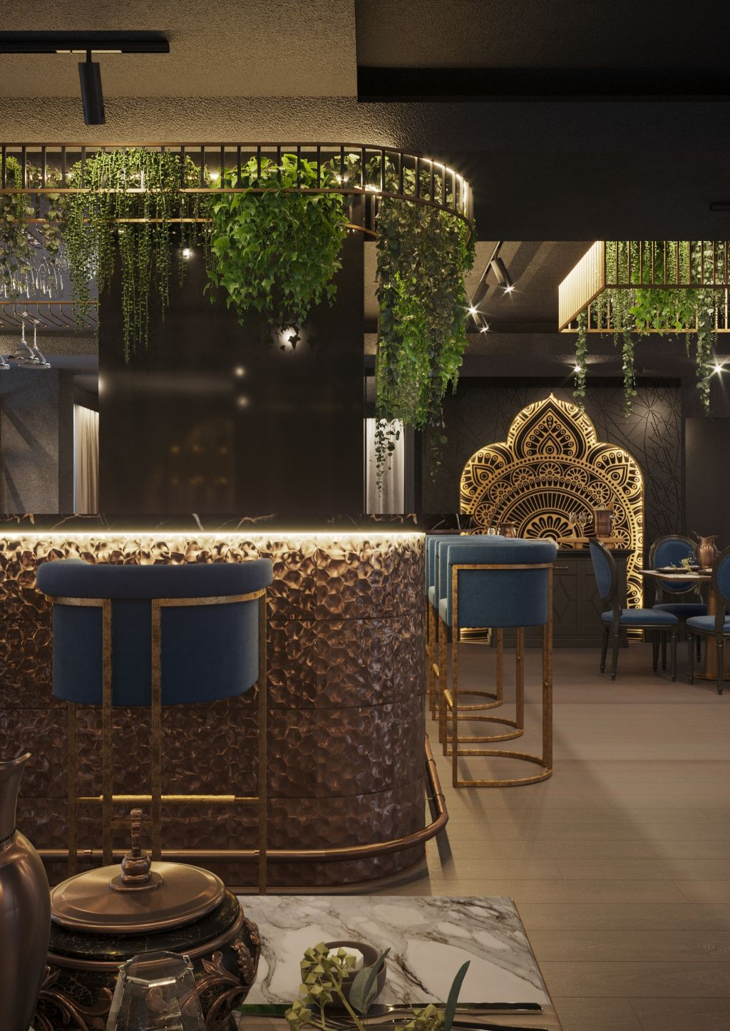 MARHABA LEBANESE RESTAURANT – the modern reinterpretation of the East