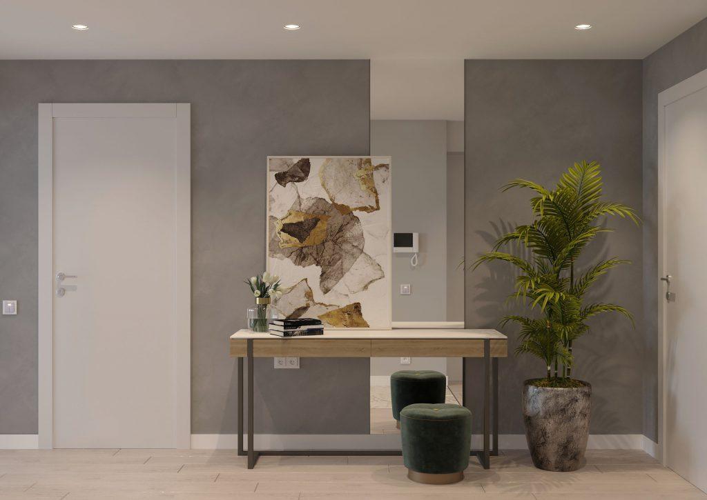 design interior antreu