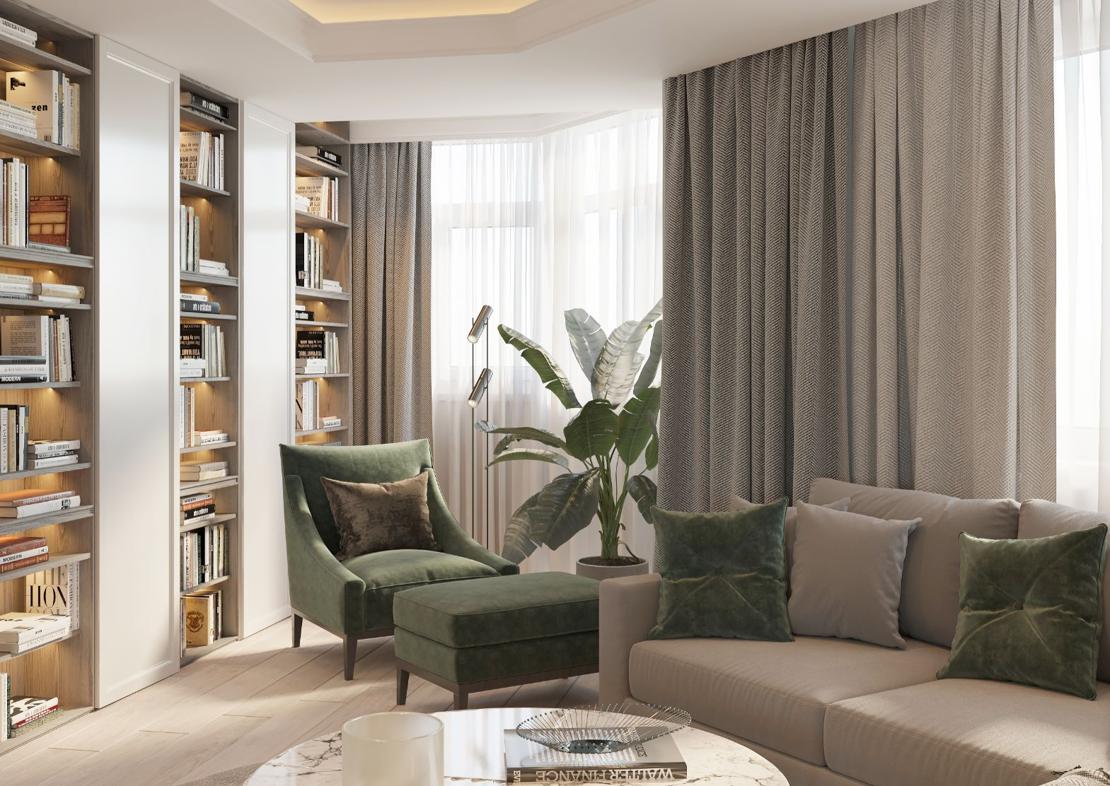 design interior living