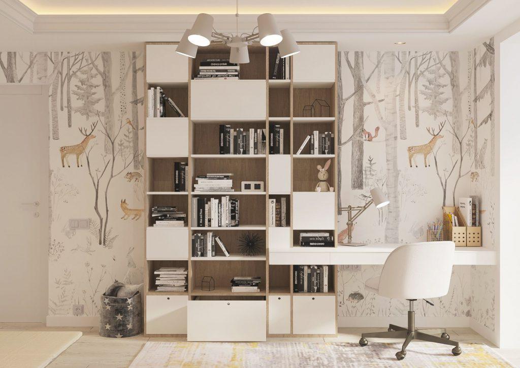 design dormitor pentru copii