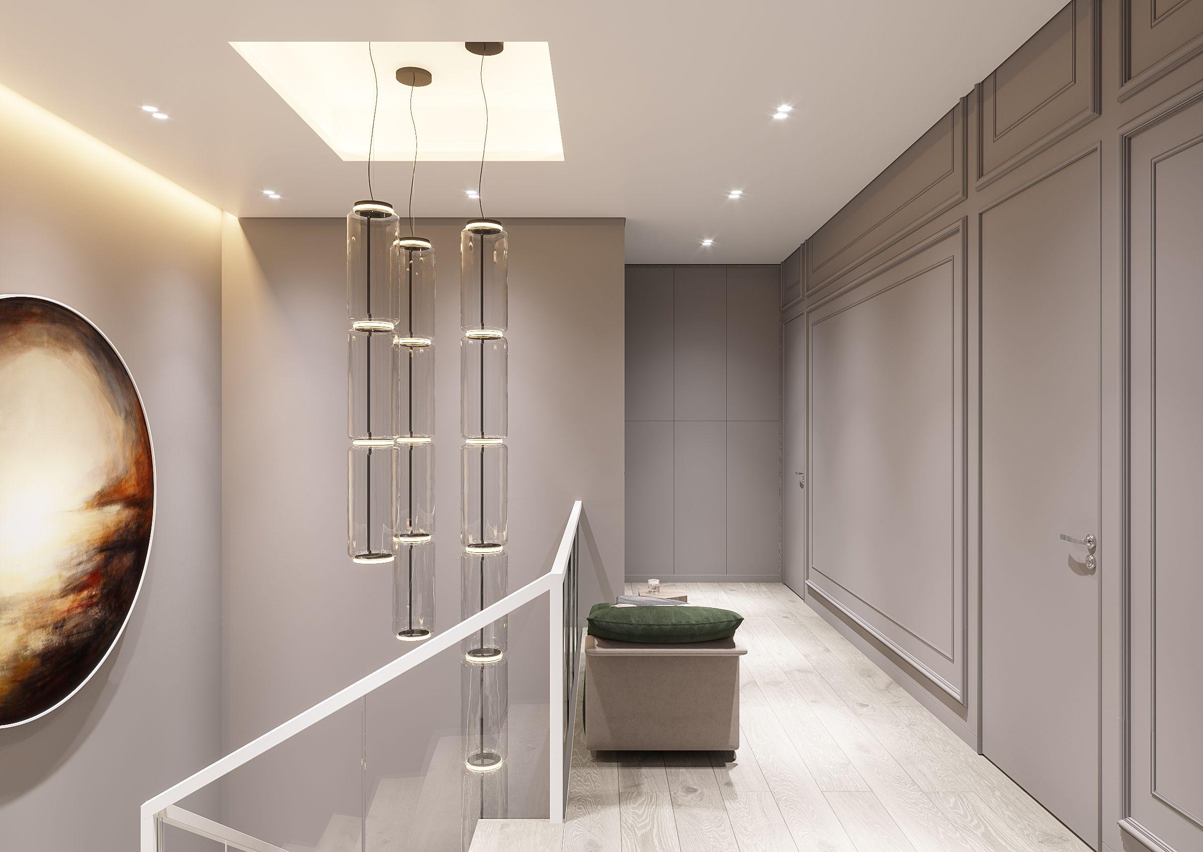 design de interior minimalist hol