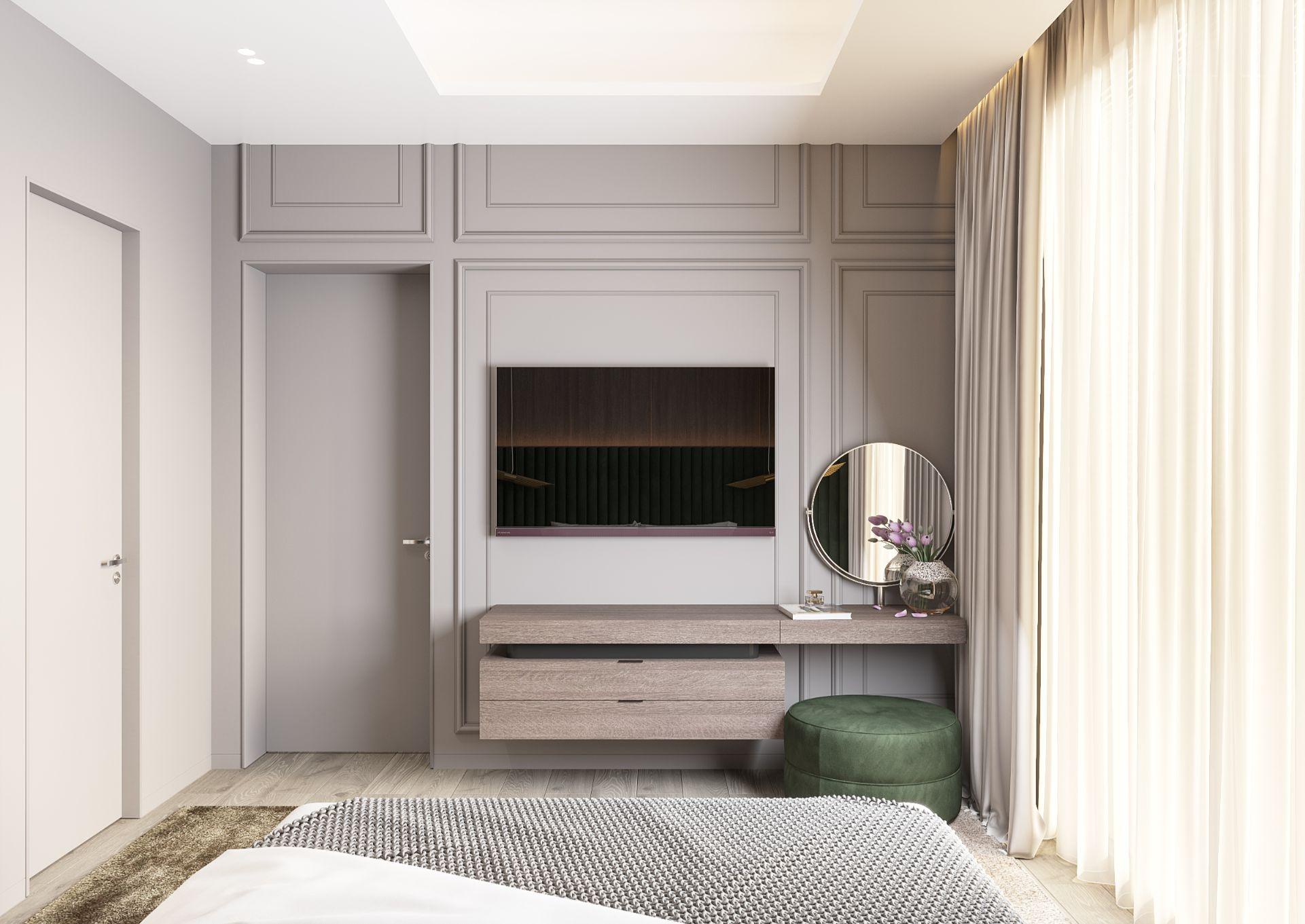 design de interior dormitor