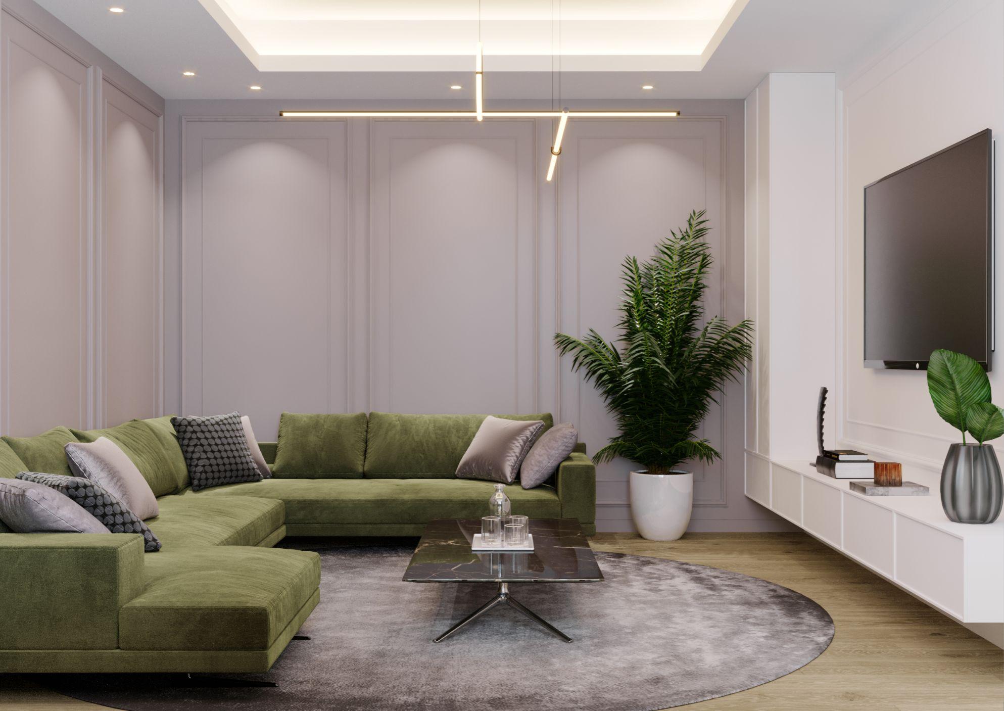 design interior sufragerie