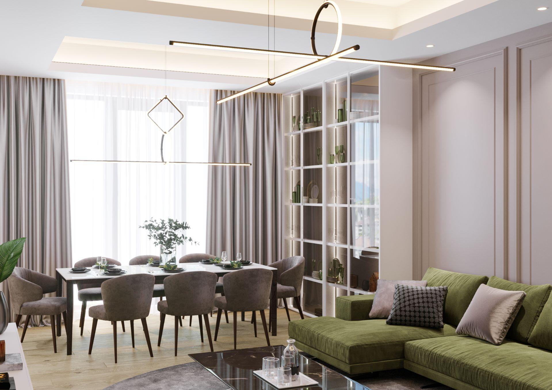 sufragerie proiectare interior