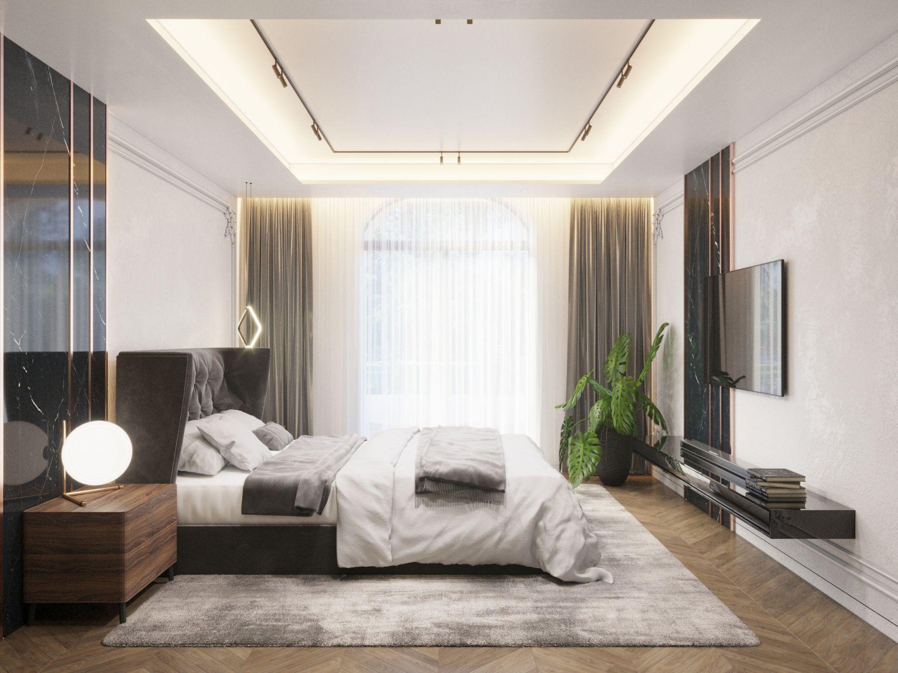 Loft & elegant house – libertate cu note masculine