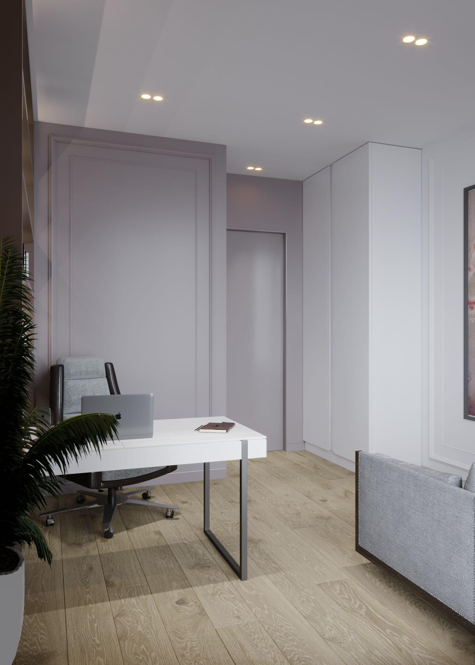 birou design de interior
