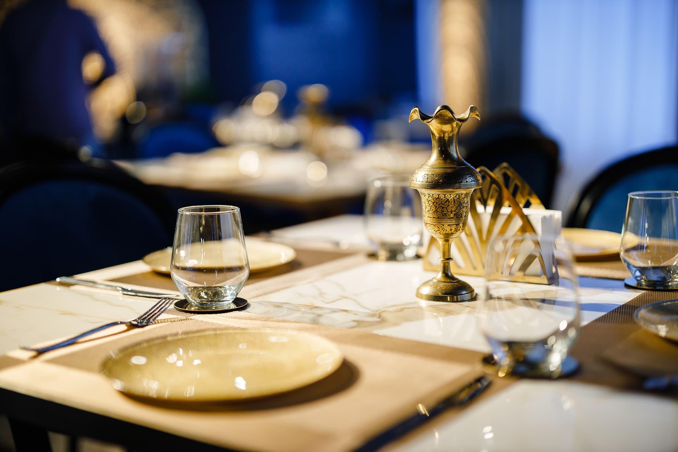 Marhaba Lebanese Cuisine - cum să împrospătezi imaginea unei afaceri și să concepi o adevărată poveste orientală