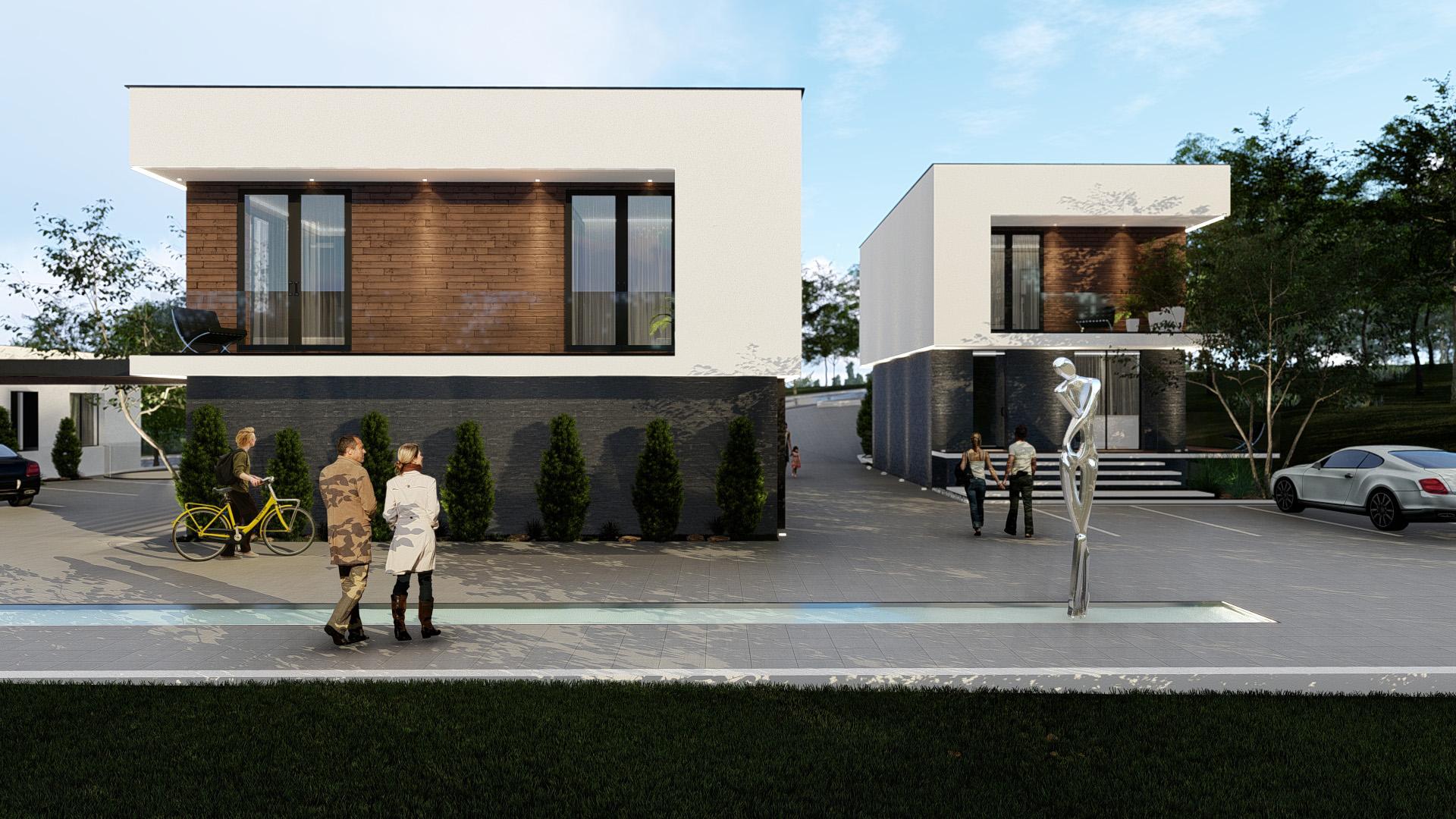 Hill Housing: когда архитектура дома сливается с рельефом