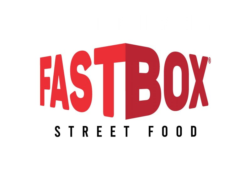FastBox – the visual identity of a fast food restaurant
