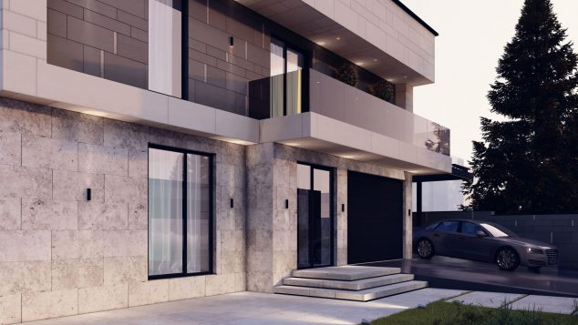 Modern House – simplitatea ca garant al individualității
