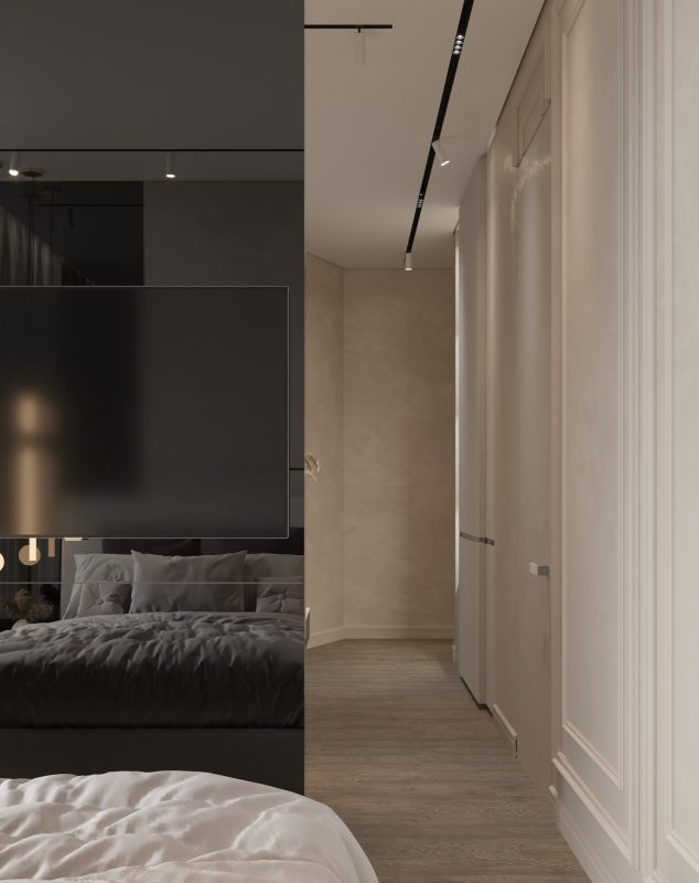 Urban Villa – sensibilitate într-o amenajare interioară de lux