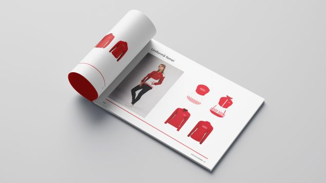 Sapico - branding and identity with individual features