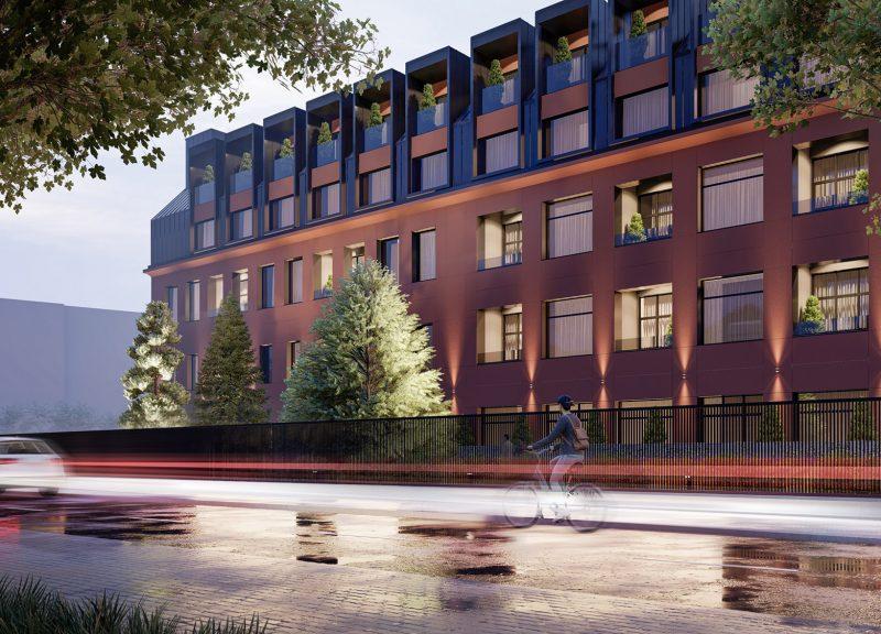 Unlocked building – adaptive reuse