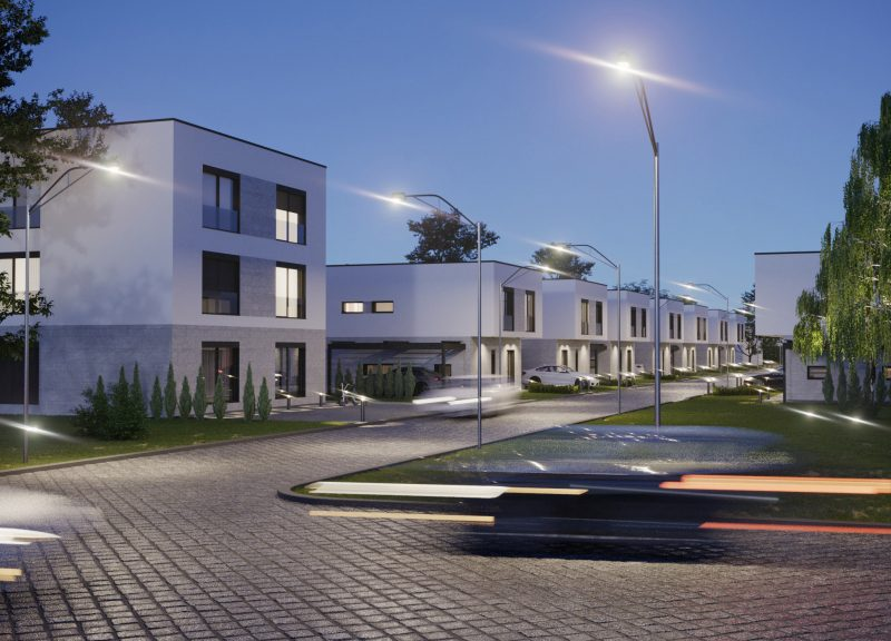 Laconic Townhouse Complex