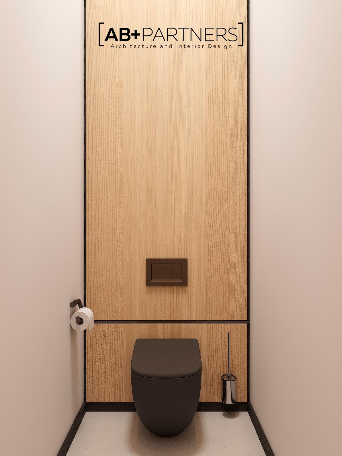 Design interior modern in stil minimalist in Chisinau