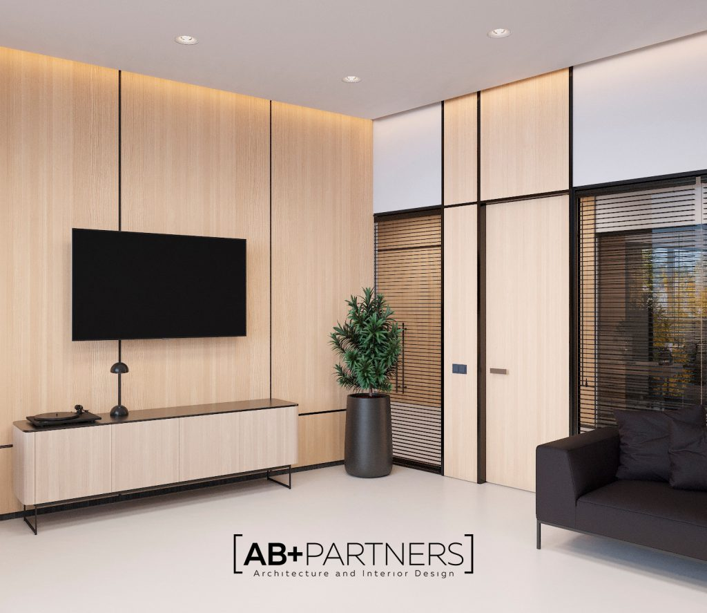 Zona de relaxare la oficiu. Amenajare pentru oficii in Chisinau, AB+Partners
