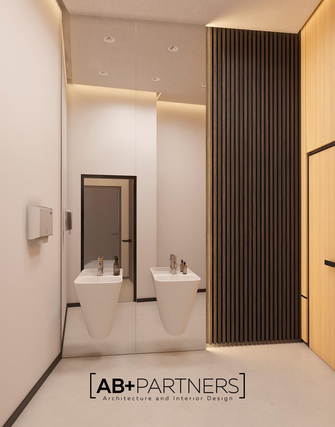 Design interior al spațiilor de oficiu in Chisinau. Proiecte de design de la AB+Partners