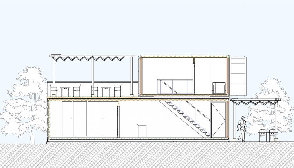 Inovație și sustenabilitate sau cum containerele pot deveni cafenea