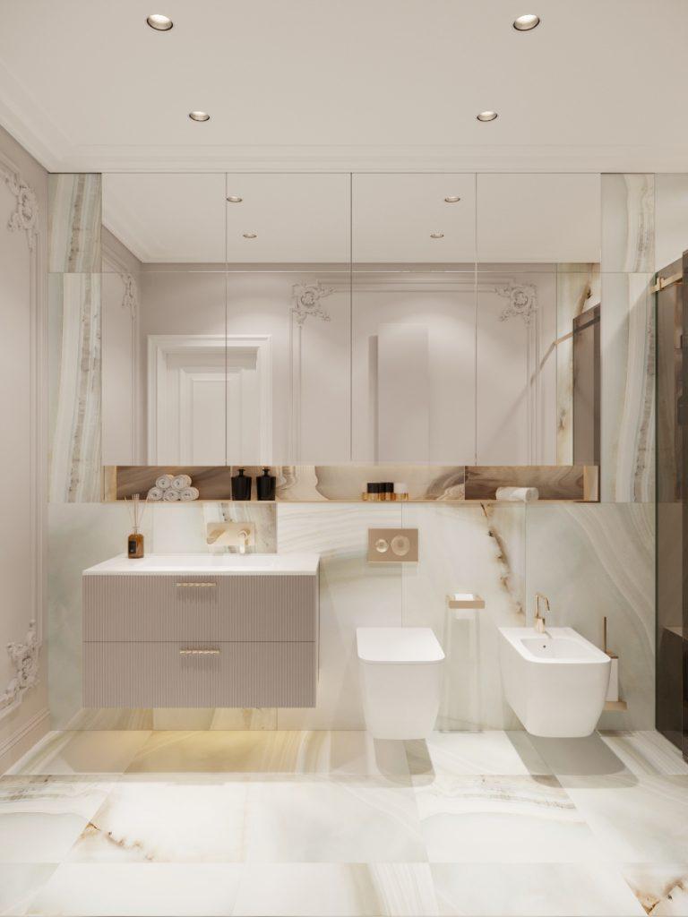 Baia – când designul interior necesită planificare funcțională