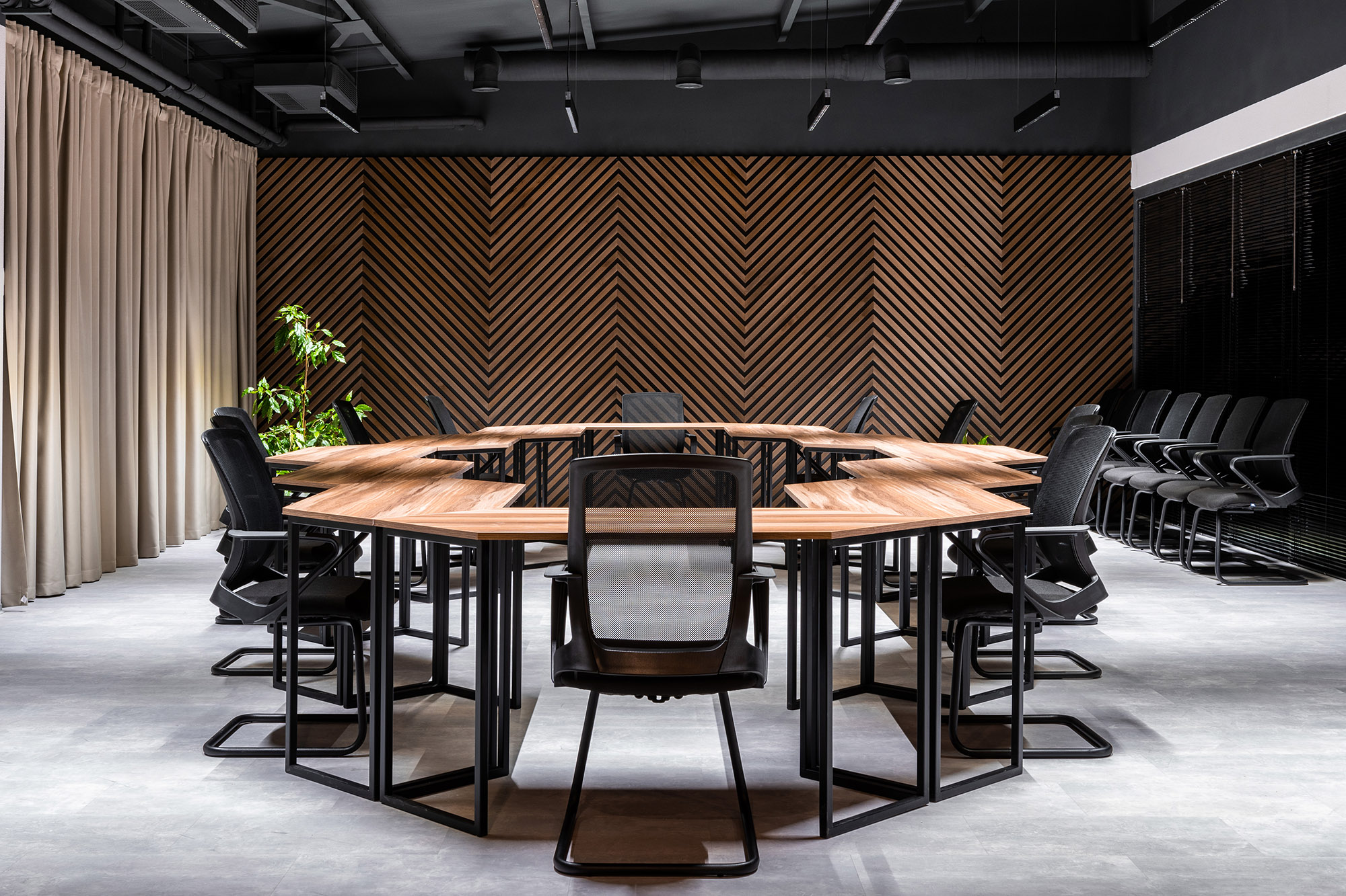 Funcționalitatea și individualitatea in Proiectul de design interior-Sapico, de la biroul de arhitectura Ab+Partners